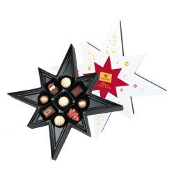 Czekoladki na Gwiazdkę Falling Star White