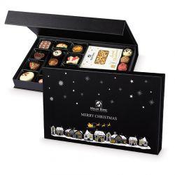 Zestaw na Gwiazdkę Chocolate Box Set Black