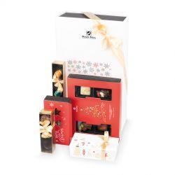 Słodkości na Boże Narodzenie Christmas Gift Box Mini no.4