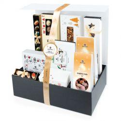 Christmas Gift Box no.2. Czekoladowy prezent na Boże Narodzenie